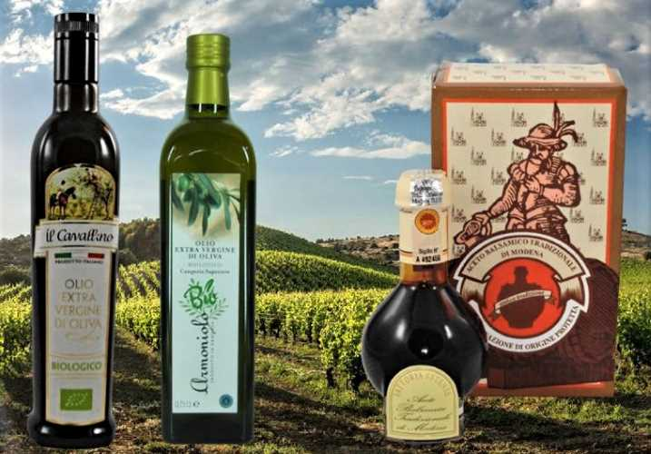 Olivenöl & Balsamico