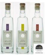 Edelbrand Probierpaket 2 BIO (3 x  100 ml), Destillerie im Bienenhof Pausch