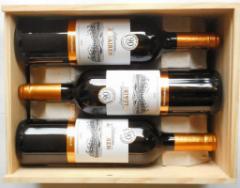 6 Flaschen Entresierras Algairen Tempranillo 2015 in Original-Holzkiste, Bodegas Pablo