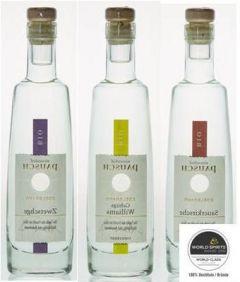 Edelbrand Probierpaket 2 (3 x  100 ml), Destillerie im Bienenhof Pausch