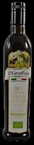 Olio Extra Vergine di Oliva Il Cavallino Bio, Salvadori, Maremma/ Toskana