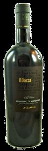 Il Bacca Primitivo di Manduria Old Vines DOP 2016/18, Luccarelli