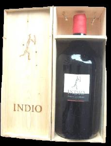 Indio Montepulciano d`Abruzzo DOC 2014 Doppel-Magnum in OHK, Cantine Bove
