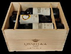 6 Flaschen Ornellaia Bolgheri DOC Superiore 2017 in OHK (inkl. Vendemmia d'Artista Solare), Tenuta Dell`Ornellaia