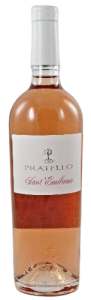 Chiaretto Sant Emiliano tr. DOP 2017/18, Pratello