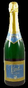 Steinfelsen Pinot Blanc Sekt b.A. brut 2015 - SALE -, WG Bickensohl