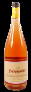 Spätburgunder Weissherbst tr. 2016 1 Liter, WG Bickensohl